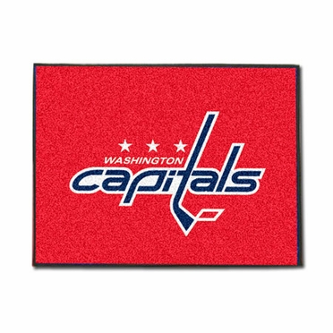 Washington Capitals 34 x 45 Rug