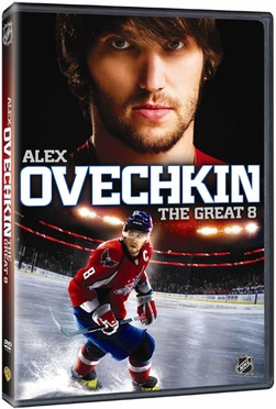 Washington Capitals Alex Ovechkin - The Great 8 DVD