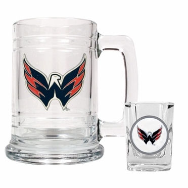 Washington Capitals Boilermaker Set