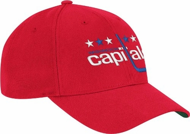 Washington Capitals Coaches Vintage Adjustable Snapback Hat