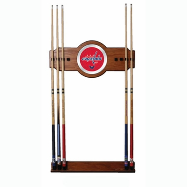 Washington Capitals Cue Rack