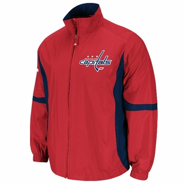 Washington Capitals Elevation Full Zip Lightweight Jacket