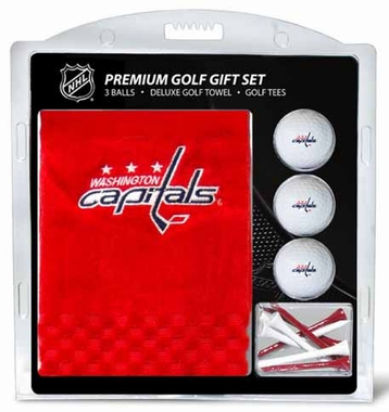 Washington Capitals Embroidered Towel Gift Set