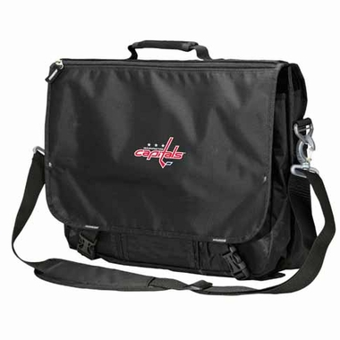 Washington Capitals Executive Attache Messenger Bag