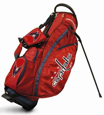 Washington Capitals Fairway Stand Bag