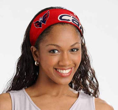 Washington Capitals FanBand Hair Band
