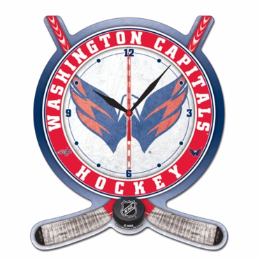 Washington Capitals High Definition Wall Clock