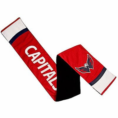 Washington Capitals Jersey Fashion Scarf