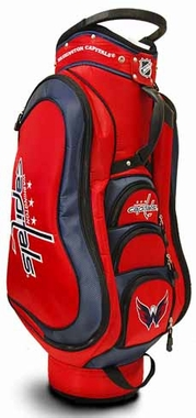 Washington Capitals Medalist Cart Bag