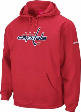 Washington Capitals Playbook Hooded Sweatshirt