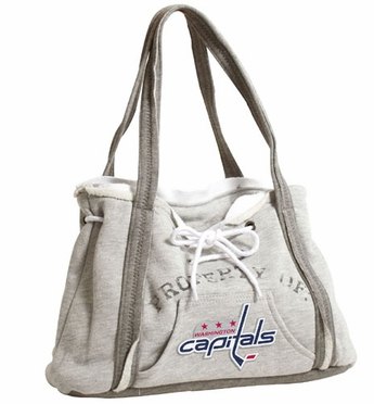 Washington Capitals Property of Hoody Purse