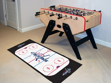 Washington Capitals Rink Runner Rug