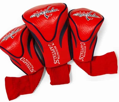 Washington Capitals Set of Three Contour Headcovers