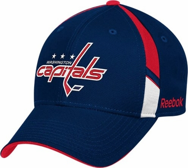 Washington Capitals Structured Adjustable Hat