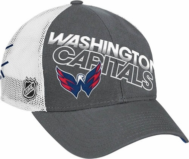 Washington Capitals TNT Trucker Flex Fit Mesh Back Hat