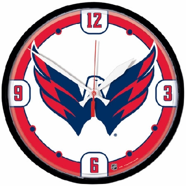 Washington Capitals Wall Clock