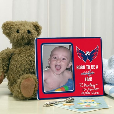 Washington Capitals Youth Picture Frame