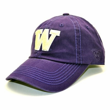 Washington Crew Adjustable Hat