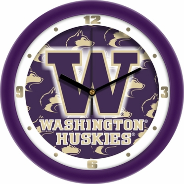 Washington Dimension Wall Clock