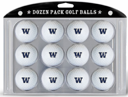 Washington Dozen Golf Balls