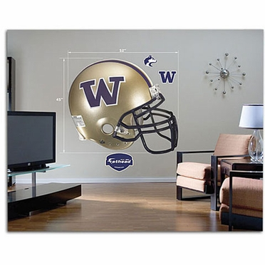 Washington Helmet Fathead Wall Graphic