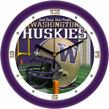 Washington Helmet Wall Clock