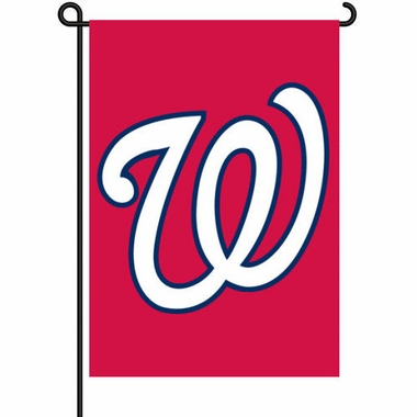 Washington Nationals 11x15 Garden Flag