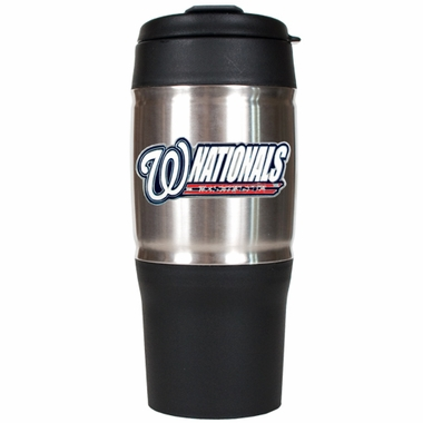 Washington Nationals 18oz Oversized Travel Tumbler