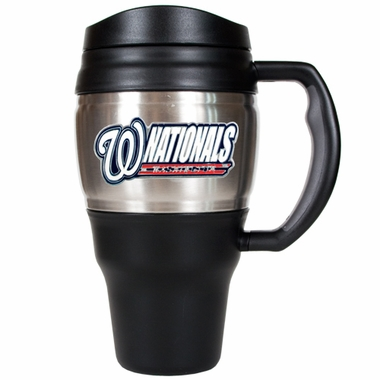 Washington Nationals 20oz Oversized Travel Mug