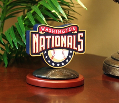 Washington Nationals 3D Logo