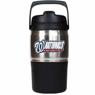 Washington Nationals 48oz Travel Jug