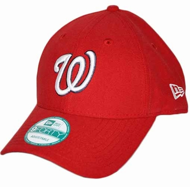 Washington Nationals 9Forty Pinch Hitter Game Adjustable Hat