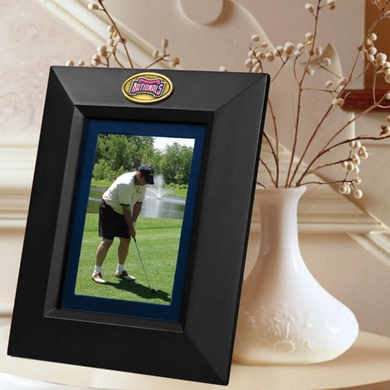 Washington Nationals BLACK Portrait Picture Frame