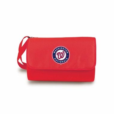 Washington Nationals Blanket Tote (Red)