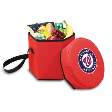 Washington Nationals Bongo Cooler / Seat (Red)