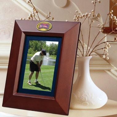 Washington Nationals BROWN Portrait Picture Frame