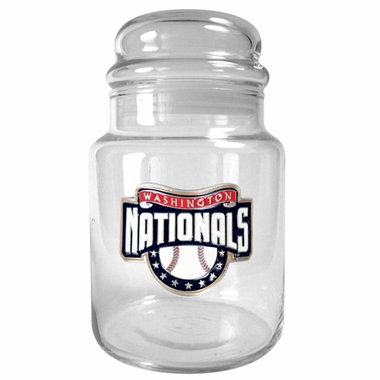 Washington Nationals Candy Jar