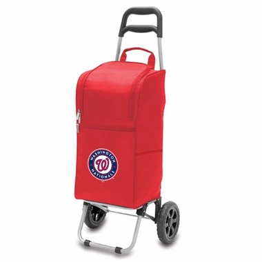 Washington Nationals Cart Cooler (Red)