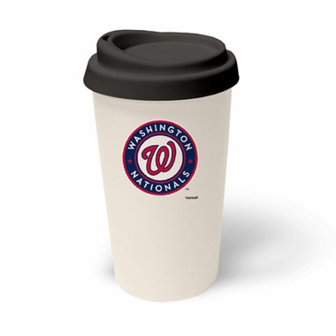 Washington Nationals Ceramic Travel Cup