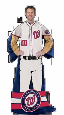 Washington Nationals Comfy Wrap (Uniform)