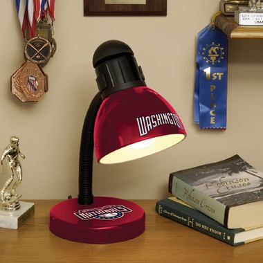 Washington Nationals Dorm Lamp