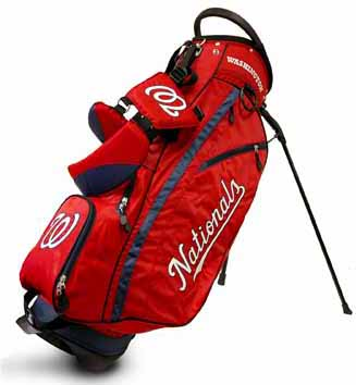 Washington Nationals Fairway Stand Bag