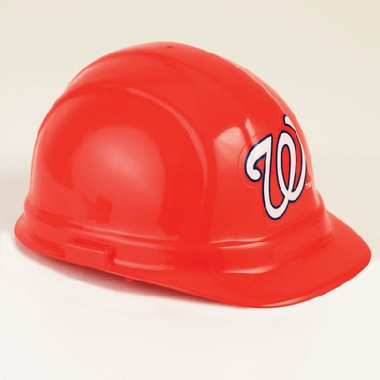 Washington Nationals Hard Hat