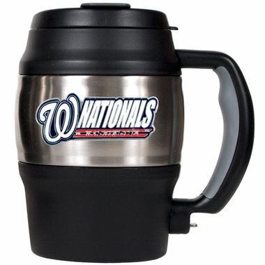 Washington Nationals Heavy Duty Insulated Mug