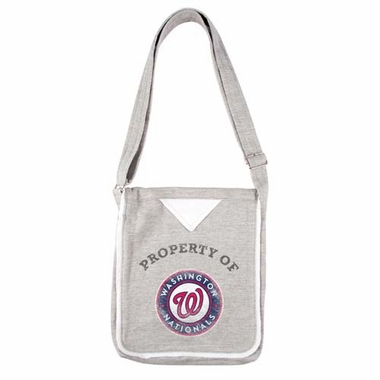 Washington Nationals Hoodie Crossbody Bag