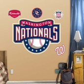 Washington Nationals Wall Decorations