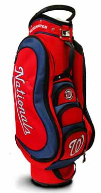 Washington Nationals Medalist Cart Bag