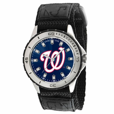 Washington Nationals Mens Veteran Watch
