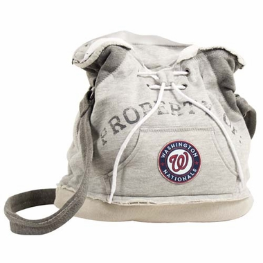 Washington Nationals Property of Hoody Duffle
