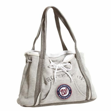 Washington Nationals Property of Hoody Purse